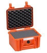 Image of Explorer Cases 2717O Waterproof Case Orange With Foam