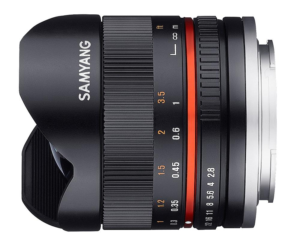 Samsung NX Fit Lenses