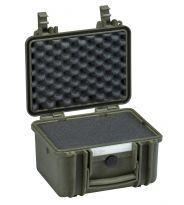 Image of Explorer Cases 2717G Waterproof Case Green With Foam