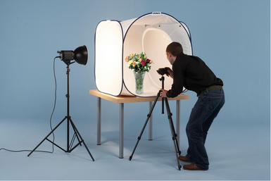 Lighting Cases, Studio Tents & Product Photography Tables