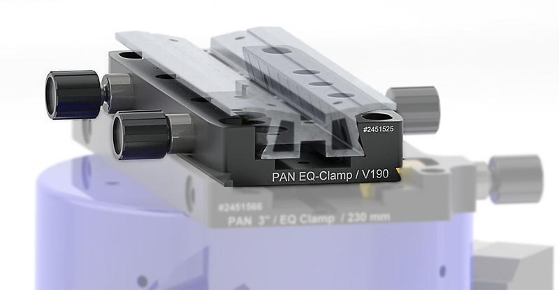 Image of Baader PAN-EQ Clamp V190 2451525
