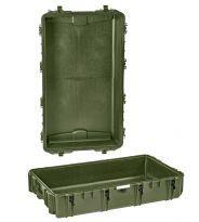 Image of Explorer Cases 10840GE W/proof Trolley Case Green Without Foam