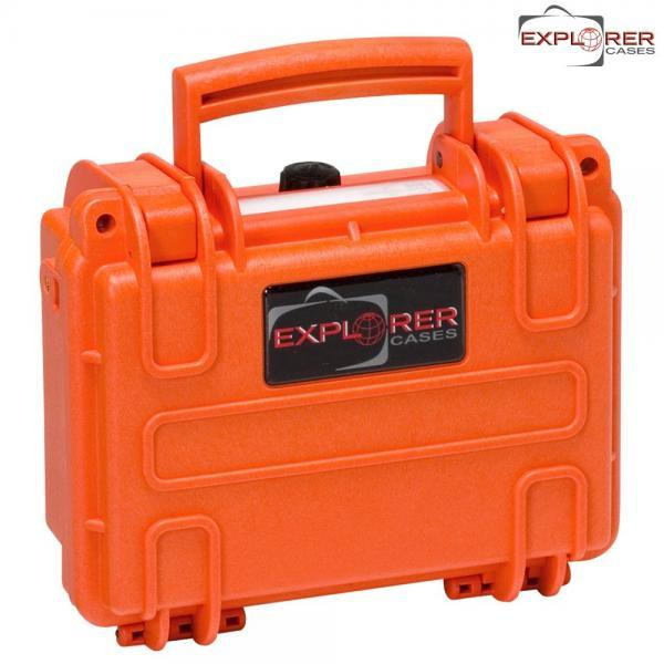 Image of Explorer Cases 1908OE Waterproof Case Orange Without Foam