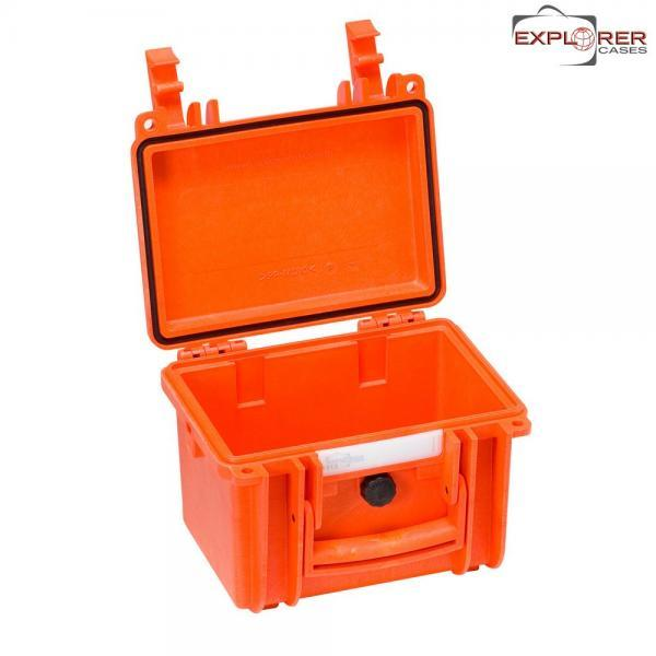 Image of Explorer Cases 1913OE Waterproof Case Orange Without Foam