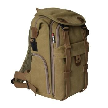 bcc7ef68d017b Braun Eiger Camera Backpack Brown