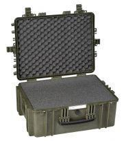 Image of Explorer Cases 5325G Waterproof Trolley Case Green With Foam