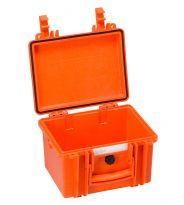 Image of Explorer Cases 2214OE Waterproof Case Orange Without Foam