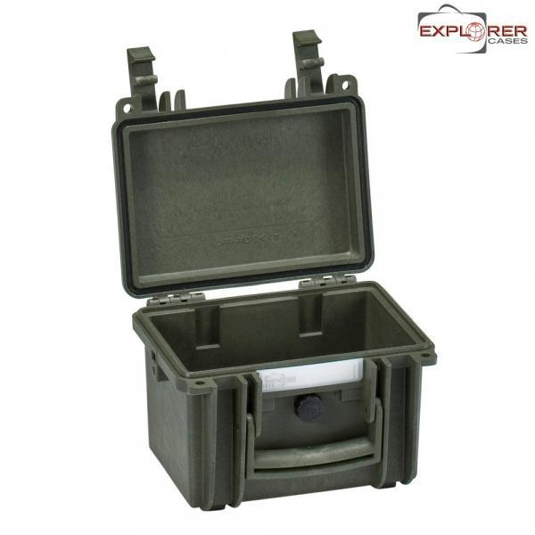 Image of Explorer Cases 1913GE Waterproof Case Green Without Foam