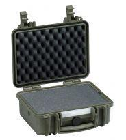 Image of Explorer Cases 2712G Waterproof Case Green With Foam