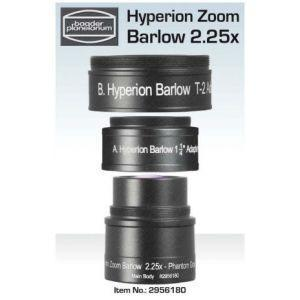 Image of Baader Barlows - Hyperion Zoom Barlow 2.25x 2956180