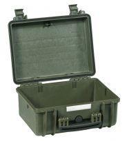 Image of Explorer Cases 3818GE Waterproof Case Green Without Foam