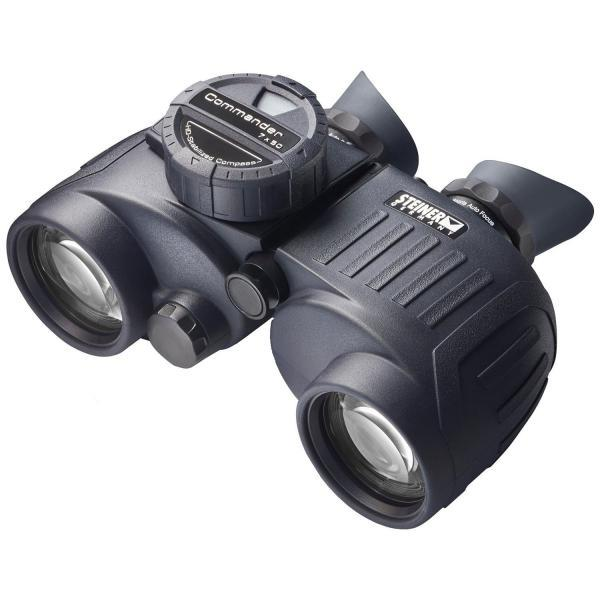 Image of Steiner Commander 7x50 Binoculars With Compass