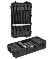 Image of Explorer Cases 10840BD2 W/proof Trolley Case Black With Foam