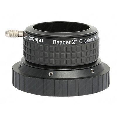 "Image of Baader 2"" Clicklock Adapter for Large 3.25"" SCT Thread 2956233"
