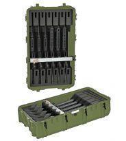 Image of Explorer Cases 10840GD2 W/proof Trolley Case Green With Foam