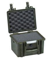 Image of Explorer Cases 2214G Waterproof Case Green With Foam