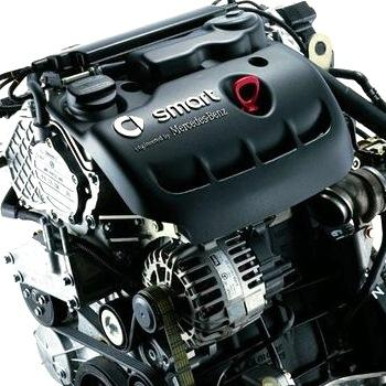 engine & ancillaries - 454 forfour