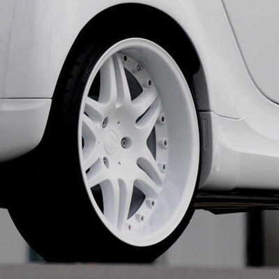 wheels & tyres - 451 fortwo