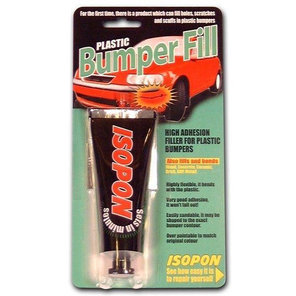 isopon bumper filler instructions