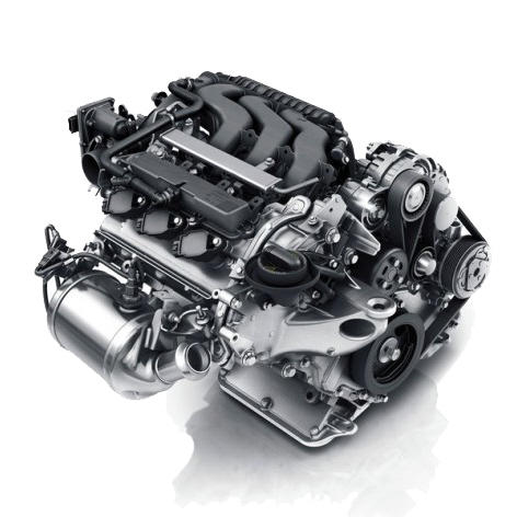 engine & ancillaries - 453 forfour