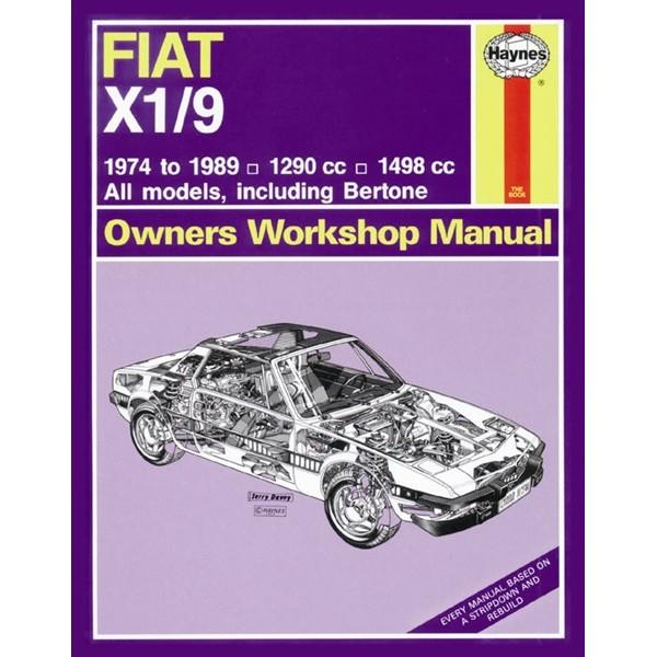 Vehicle Manual For Fiat 500 And Panda 04