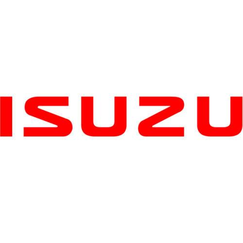 Brake Shoes - Isuzu