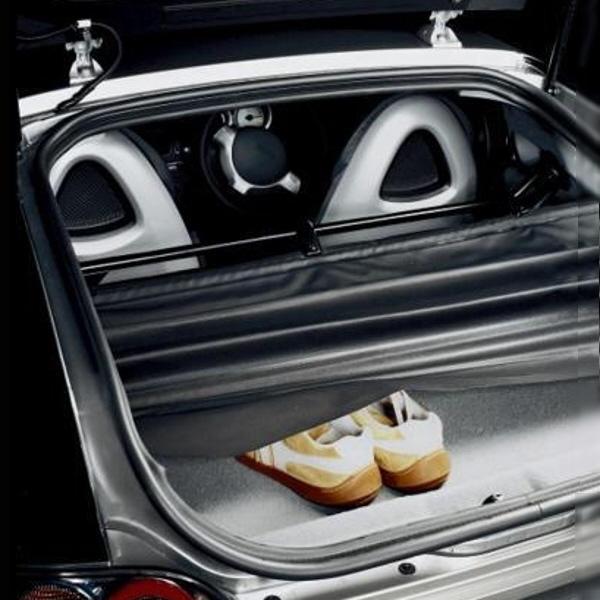 Rear Window Area 452 Smart Roadster Coupe