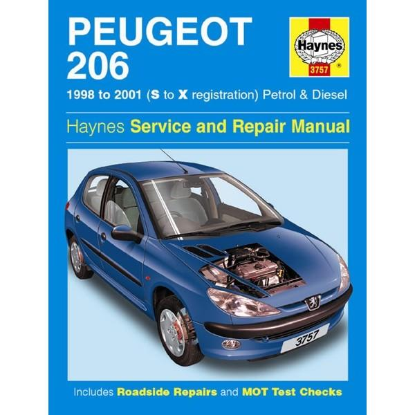 haynes workshop manual peugeot 406 99 to 02 petrol diesel