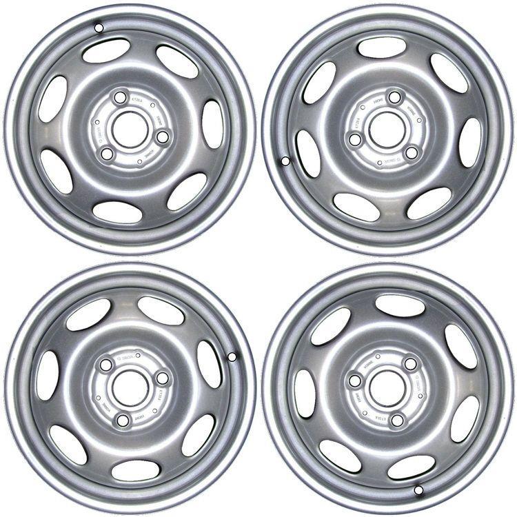 steel wheel nankang winter tyre package set of 4 451. Black Bedroom Furniture Sets. Home Design Ideas