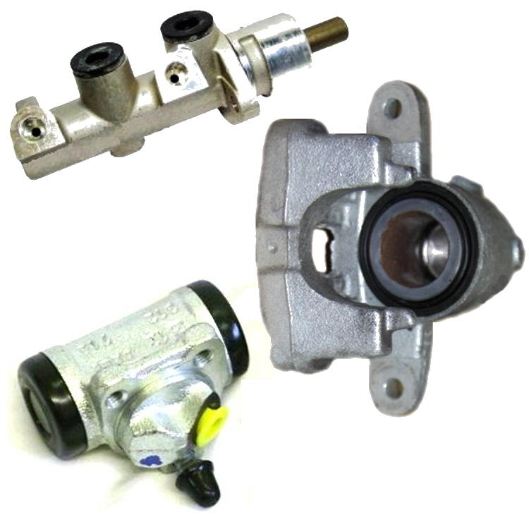 brake hydraulics - 450 fortwo