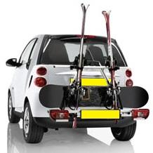 bike, ski & towing - 451 fortwo