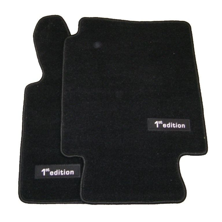 floor mats - 450 fortwo