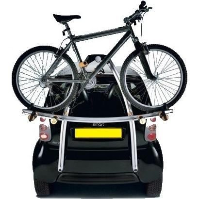 bike, ski & towing - 450 fortwo