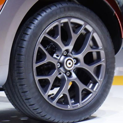 wheels & tyres - 453 fortwo/forfour