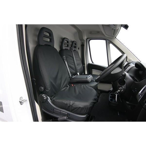 relayboxerducato single passenger seat