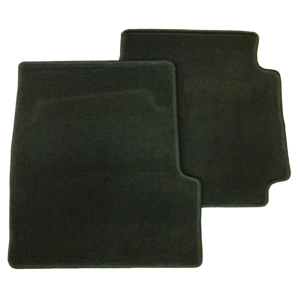 floor mats - 451 fortwo