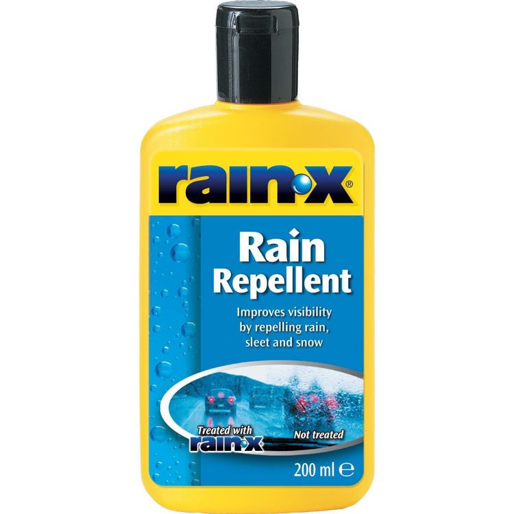 Rain Repellent By Rain X