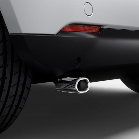 exhaust & accessories - 453 fortwo/forfour