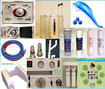 Filters, Spares, Accessories