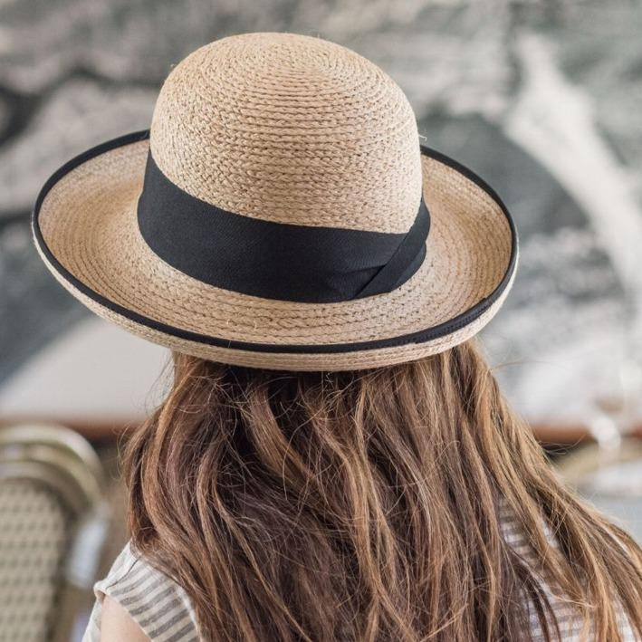 c325b438fe105 Tilley R2 Rebecca Sun Hat Natural