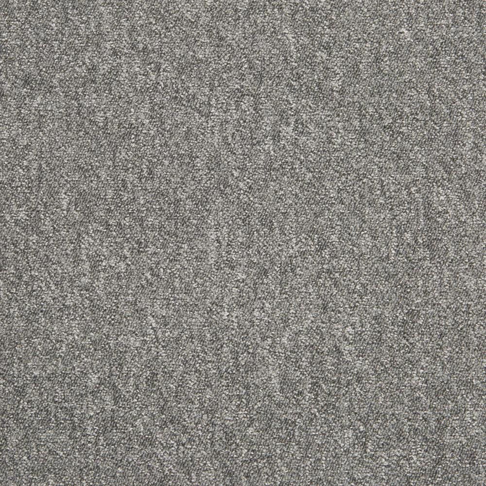 VAT) Atria Steel Light Grey Discount Carpet Tiles