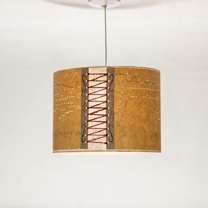Pianola Roll Lamp Shades