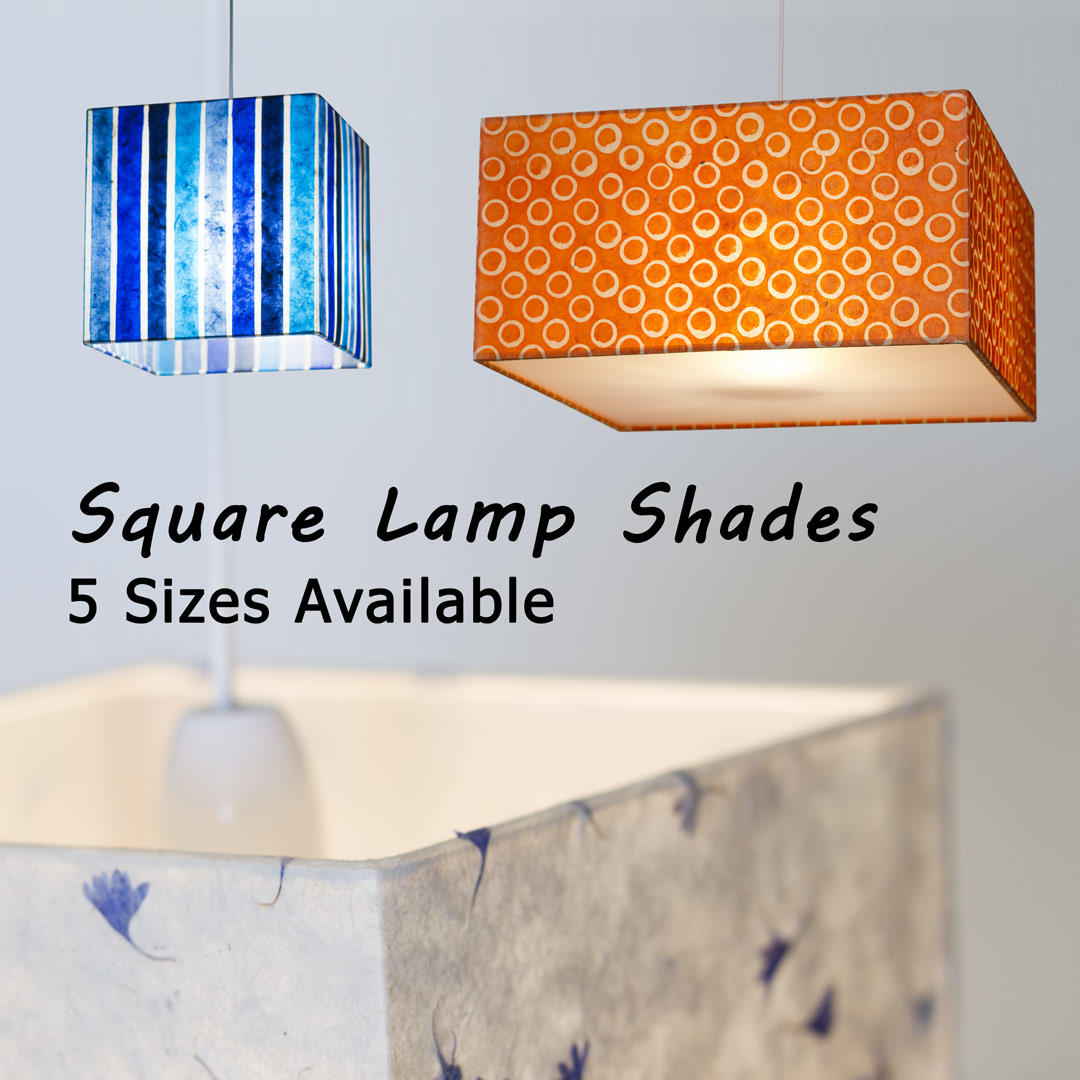 Square Lamp Shades