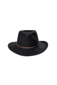 Christys' Cowboy Hat Black