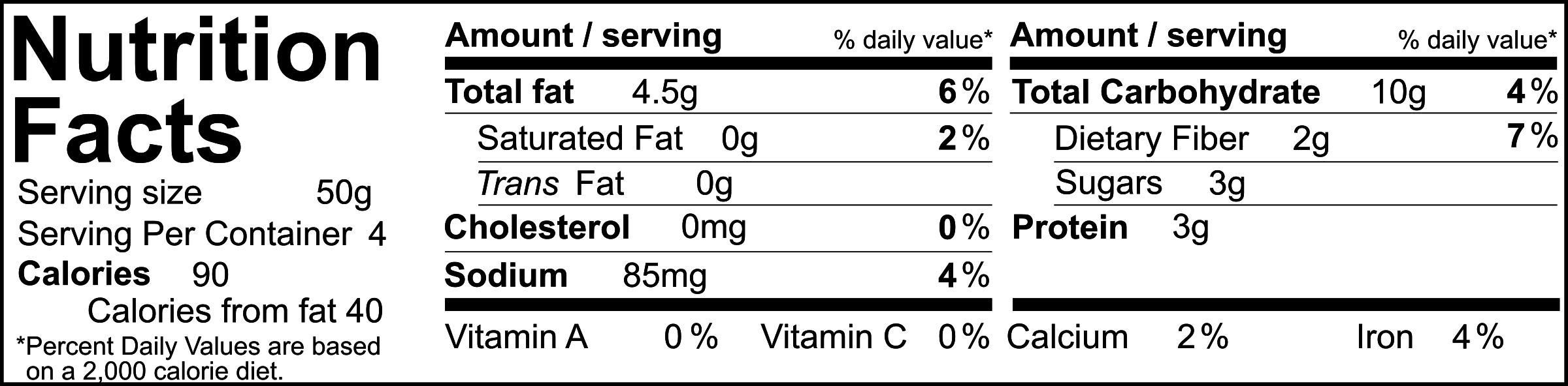 wgf-onion-pakora-nutrition-facts-29jan2018.png