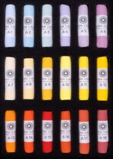 Unison Soft Pastels Additional 1 - 18