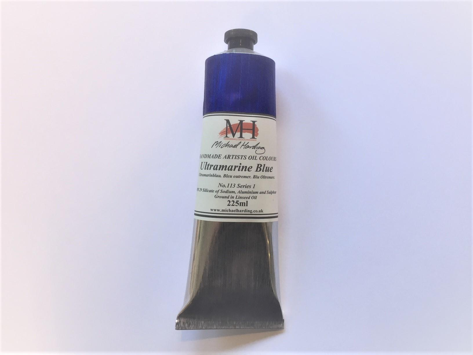 Michael Harding Oil Paint 225ml Tubes