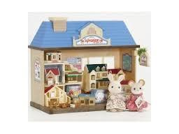 Sylvanian Family Shops and Catering