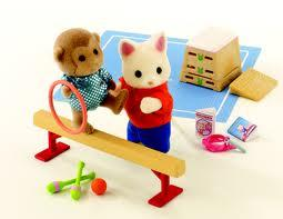 Sylvanian Family Fun and Games