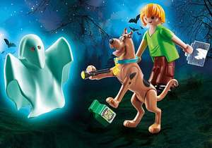 Shaggy with Ghost